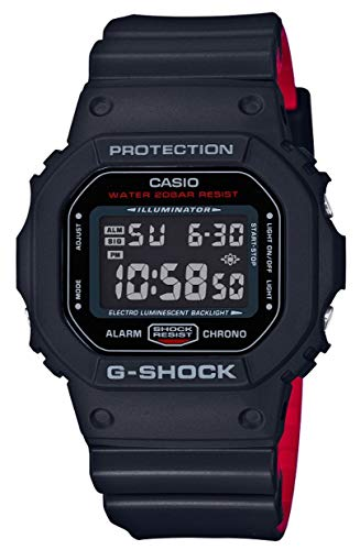 CASIO G-SHOCK DW-5600HRGRZ-1ER Orologio Digitale