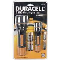 Duracell, linterna eléctrica