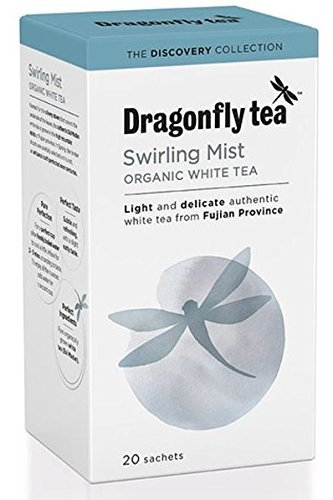 Dragonfly Swirling White Mist Tea 20 Bags
