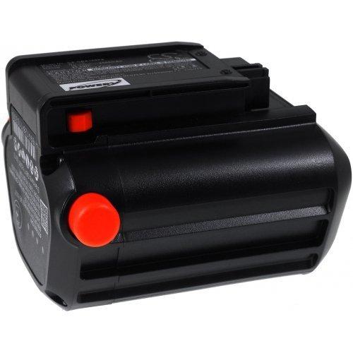 Powerakku für Akku-Hochentaster/-Baumschere Gardena TCS Li-18/20, 18V, Li-Ion