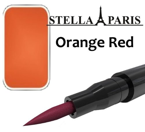 Stella Paris Permanent Lipliner No. 23 Orange-Red