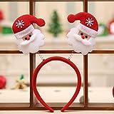 Weihnachten Dekoration Weihnachtsschmuck, Weihnachtskopfschnalle, gewöhnliche Frühlingskopfschnalle, Alter Mann Aufhängen Deko für Zuhause, Kaminsims, Weihnachten