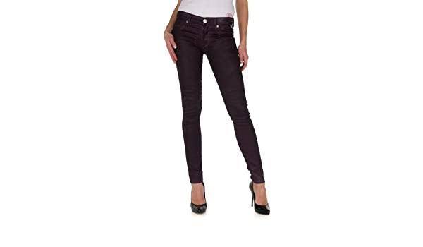 Replay damen skinny jeans luz wx689j