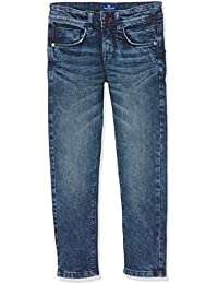 TOM TAILOR Kids Jungen Jeanshose Ocean Denim Ryan
