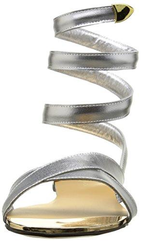 Atelier Mercadal Damen Venus Sandalen Silber - silber