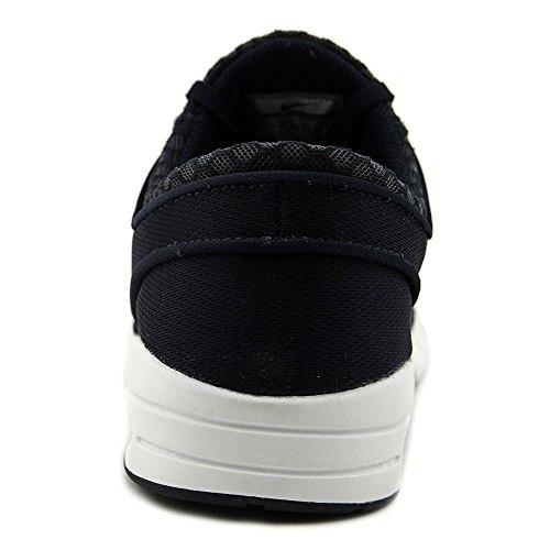 Nike Jungen Stefan Janoski Max Skaterschuhe obsidian/hot lava/white