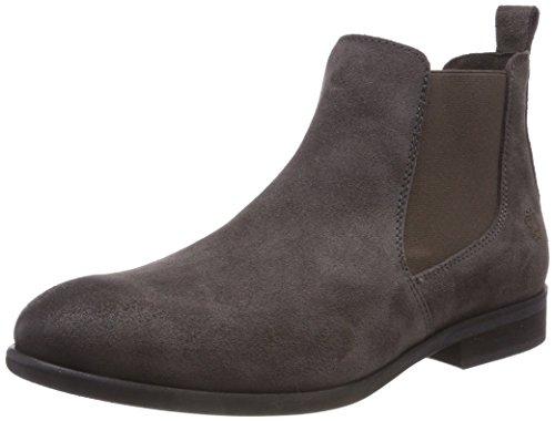 Apple of Eden Damen Matilde Chelsea Boots, Grau (Dk Grey 14), 40 EU