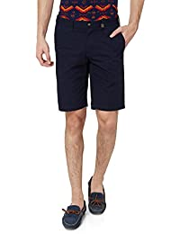 Hammock Men's Solid Chino Shorts - Rustic Blue