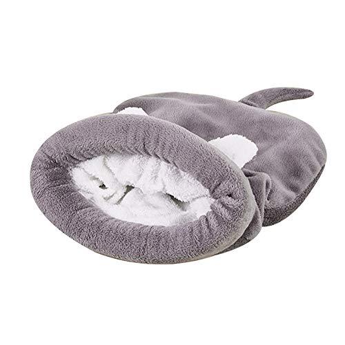 DaoRier Saco Dormir Casa Mascotas Cama Perro Gato