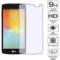Guran® Protector de Pantalla Vidrio Cristal Templado Para LG F60 Smartphone Film