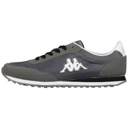Kappa POWER 241773 Damen Sneaker Grau (1610 GREY/WHITE)