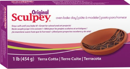 Sculpey s01t Professional, Oven-Bake Clay -