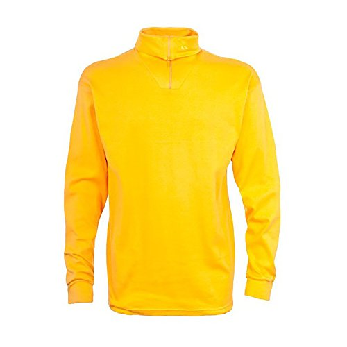Trespass Herren Dolomite Ski-Top / Ski-Sweatshirt (L) (Gold)