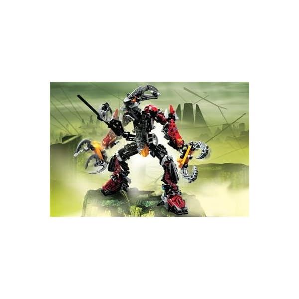 10203 - Lego Bionicle Voporak - 3-in-1 Special Edition Konstruktorius