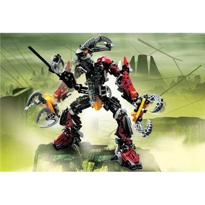 10203 - Bionicle Voporak - Tri-Pack, 647 Teile (Lego Bionicle Teile)