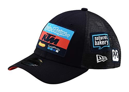 Troy Lee Designs Snapback Cap KTM Team Curve Blau