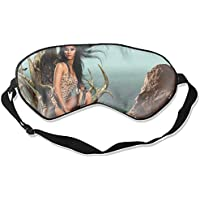 Schlafmaske, Schlafmaske, Set Fantasy Frauen Warrior Augenschutz für Frauen Herren Komfort Tiefenaugenmasken Beste... preisvergleich bei billige-tabletten.eu