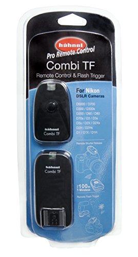 GHz Funk-Fernauslöser für Nikon DSLR-Kameras und Blitzgeräte (Combi Flash)