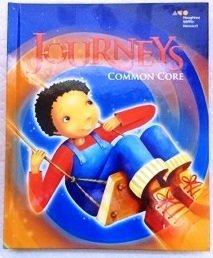 Journeys: Common Core Student Edition Volume 1 Grade 2 2014 by HOUGHTON MIFFLIN HARCOURT (2012-12-07)
