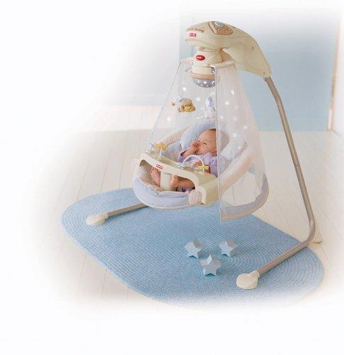 Fisher-Price modelo N9278 hamaca bebe estrella - 5