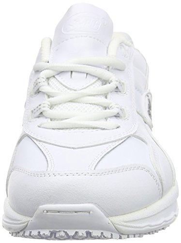 Shoes For Crews Evolution, Chaussures De Travail Pour Hommes Blanches