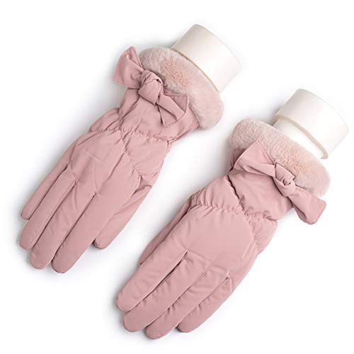 41qeowGAI7L. SS500  - Gloves Ski Running Windproof Ms Touch Screen Plus Velvet Thicken Keep Warm Windproof Cold Protection Riding One Size ZHAOYONGLI