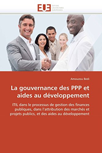 La gouvernance des ppp et aides au développement