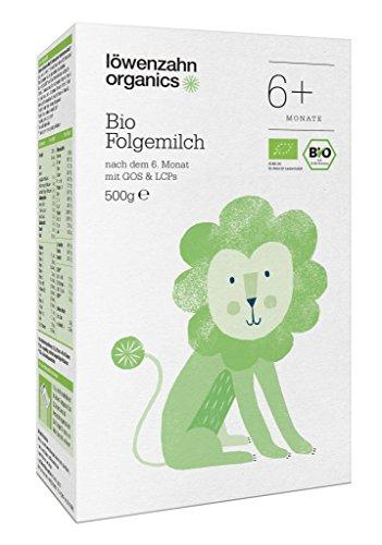 Löwenzahn Organics Folgemilch 6+ Monate