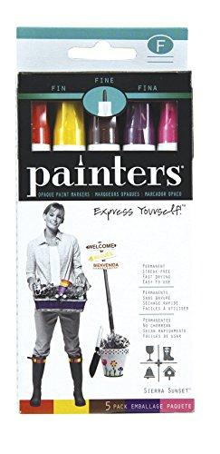 Elmers/X-Acto Maler Spitze Paint Marker Fein Sierra Sunset (Marker Paint Maler,)