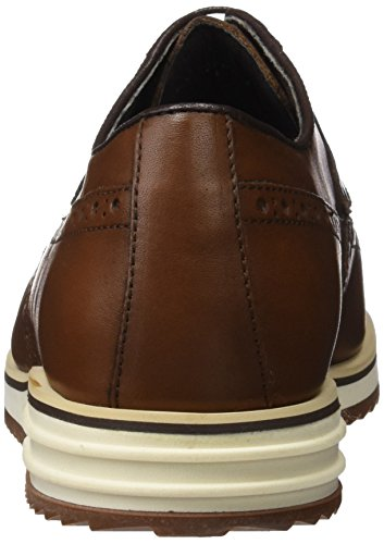 Martinelli Wesley, chaussures Derby homme Marron (cuir)