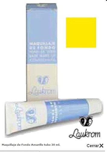Laukrom Maquillage de fond cremoso, couleur jaune – 15 pour yaourtière Multi-délices