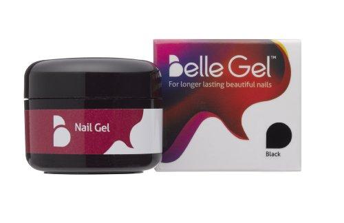 Belle Gel Black Gel 10 g