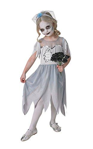 Rubie 's Offizielles sehr Departed Bride Kostüm Mädchen groß