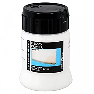 Daler Rowney Artists' Gesso Primer - White 250ml