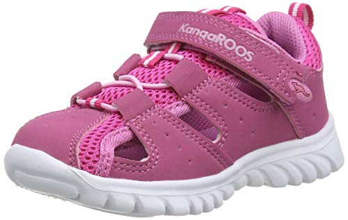 KangaROOS Baby Mädchen Rock lite Lauflernschuhe, Pink (lillipilli/Begonia 660), 26 EU