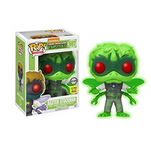 (Pop Figur - Ninja Turtles - Baxter Stockman GITD Ltd (507))
