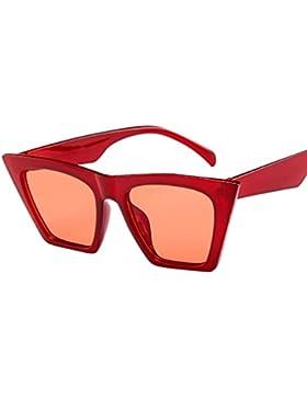 ❤️Gafas, Challeng NUEVAS Mujeres de moda-- Señoras, Gafas de sol de gran tamaño, Gafas de sol Vintage retro ojo...