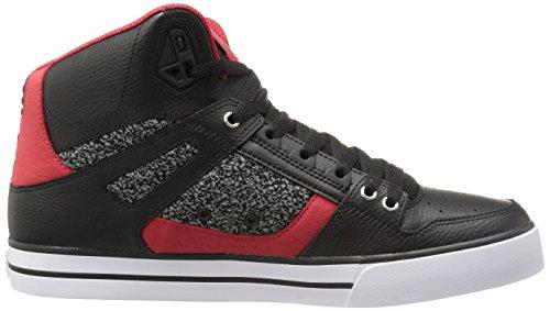 DC SPARTAN  WCXKKW Herren Hohe Sneakers Black (xkkr)