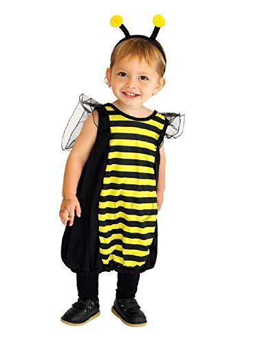 Taglia s - 3-4 anni - costume - travestimento - carnevale - halloween - ape maia insetto colore multicolore - unisex - bambini