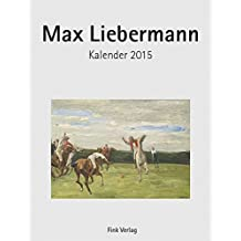 Max Liebermann: Kunst-Einsteckkalender 2015
