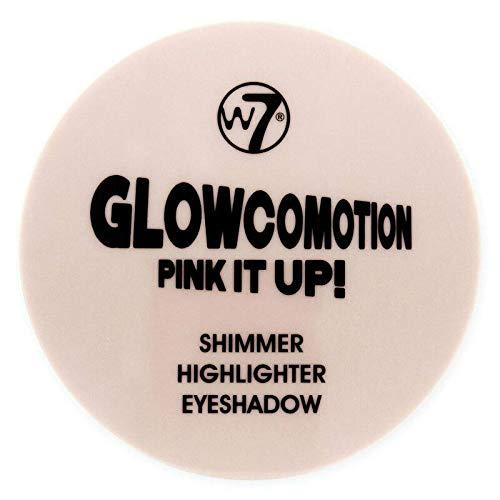 W7 - Polvos iluminadores Glowcomotion