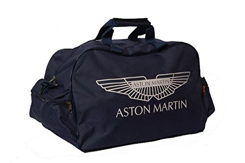 neuf-aston-martin-logo-sac-de-sport-bag-voyage