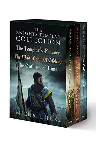 The Knights Templar Collection: Three engrossing medieval mysteries in one unmissable collection Test