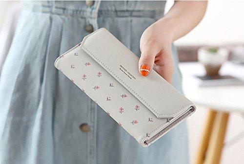 MOCA Grey Women's Wallet