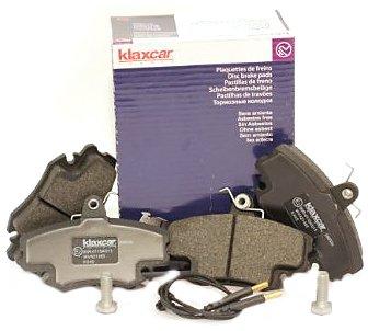 Klaxcar France 24633Z - Pastiglie Freno