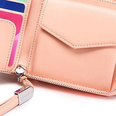 WZW Damen PU Alltag Unterarmtasche blushing pink