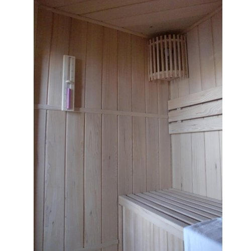 Home Deluxe - Traditionelle Sauna - Relax XL