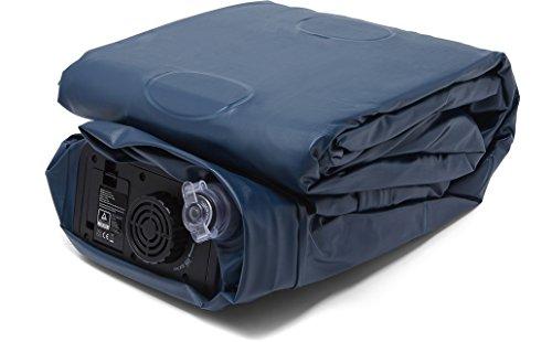 Premium Luftbett Doppel Queen Size – 203 x 152 x 48cm – mit eingebauter elektrischer Pumpe und integriertem Kissen - 6