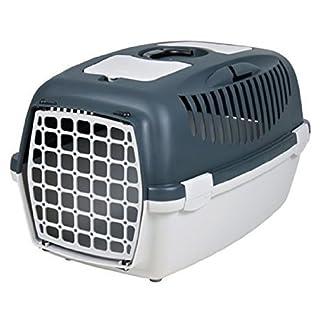 Capri transport box, 2: 37 × 34 × 55 cm, light grey/dark grey Capri transport box, 2: 37 × 34 × 55 cm, light grey/dark grey 41qf7JFEiZL