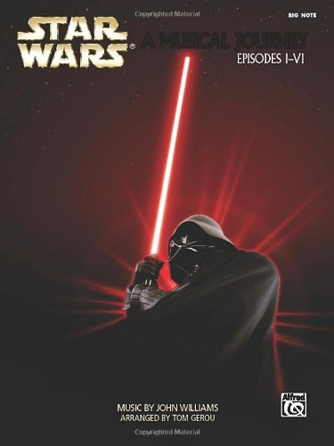 Preisvergleich Produktbild Star Wars Episodes 1-6 : for big-note piano